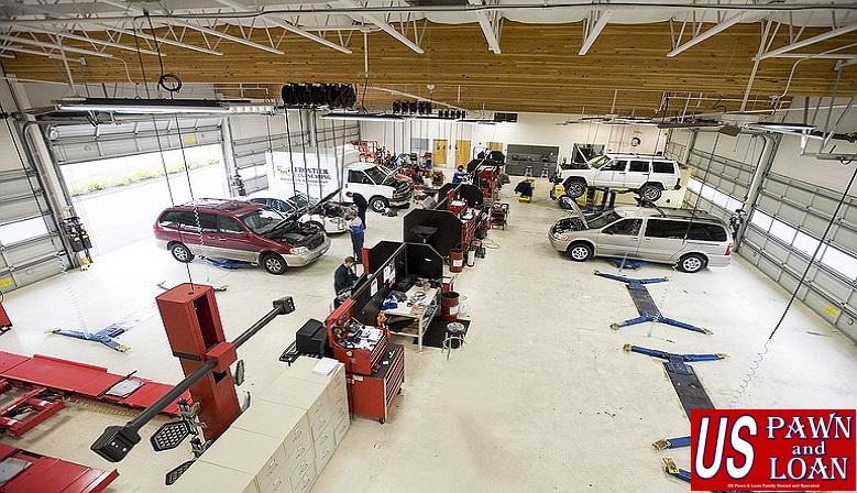 Auto Repair Loan