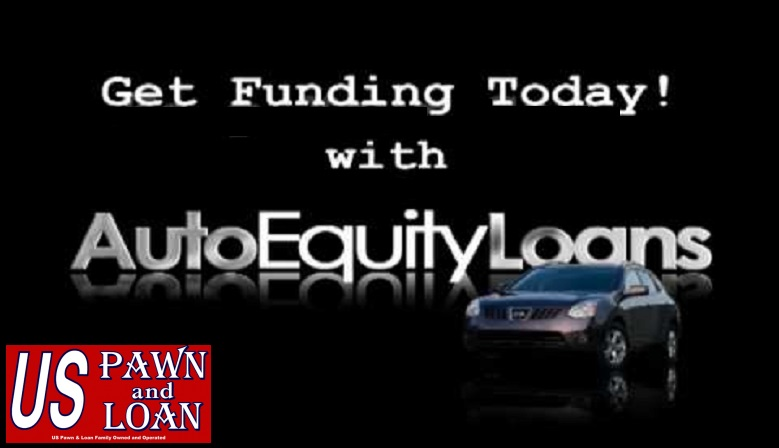 Auto Equity Loan w/ Logo
