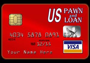 USPawn Credit Card