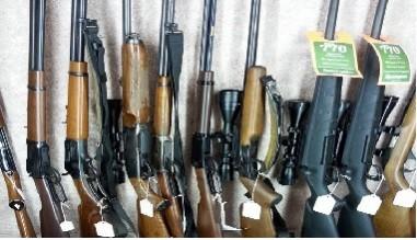 Long Barrel Guns